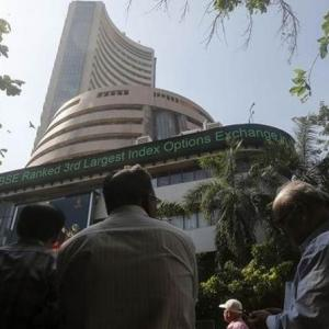 Sensex, Nifty end marginally higher; RIL shines post Q3 show