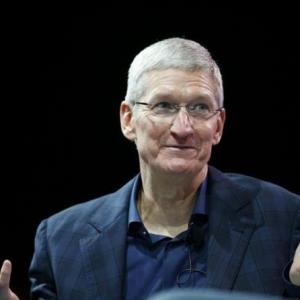 Tim Cook sees huge opportunities for Apple in India