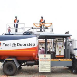 'Fuel at Doorstep' remains a distant dream for retail users