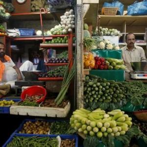 Retail inflation cools to year-low of 3.31% in October