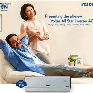 Voltas takes JV route to re-enter consumer durables segment