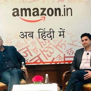 How Amazon plans to reach 500 million Indians