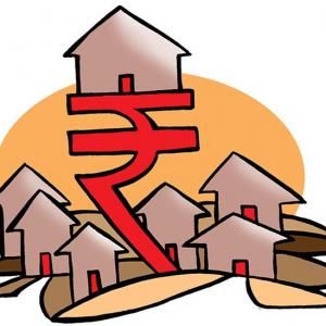 Deduction on interest on home loans hiked