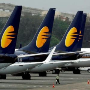 'Grounding of Jet Airways seems a scam'