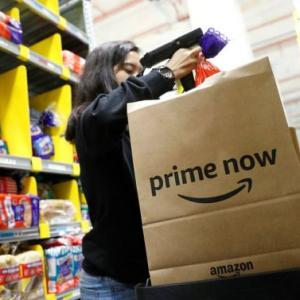 How Amazon plans to take on rivals in grocery space