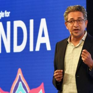 Google India chief Rajan Anandan quits after 8 years