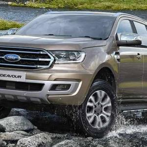 Ford says will continue to sell diesel models in India