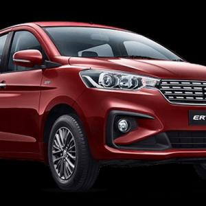 Maruti Suzuki's Ertiga is now BS-VI compliant