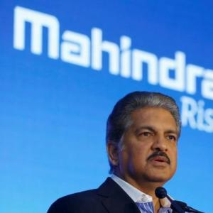 Anand Mahindra wants govt to cut GST