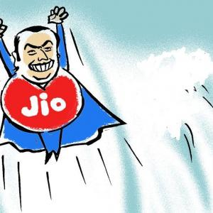 Jio is India's top telecom revenue earner