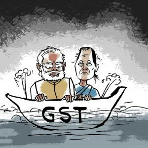 GST and BJP's big dilemma