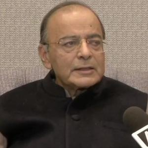 Jaitley is back as finance minister