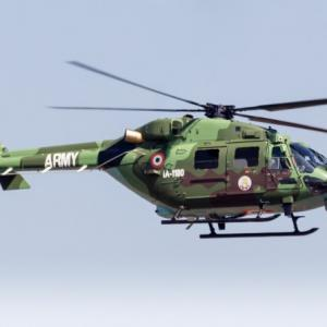 Here are some magnificent flying machines at Aero India!