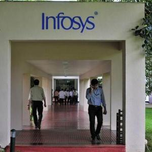 Infosys Q3 net falls 30% to Rs 3,610 crore