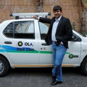 How Ola is getting ready to take on Uber