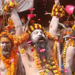 How brands are making a splash at Kumbh Mela