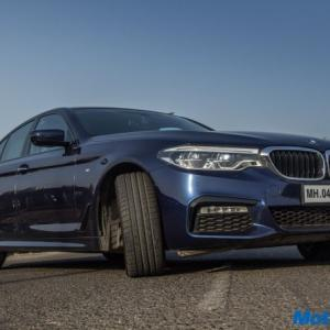 BMW 530d M Sport is the most handsome car in its segment