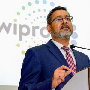 Wipro Q3 net profit dips 2.17% to Rs 2,456 crore