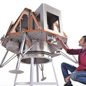 The Bengaluru connection to NASA's moon lander