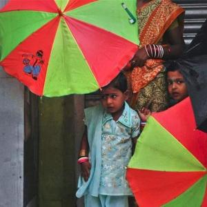 2 reasons why India's umbrella makers are happy