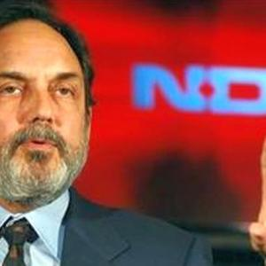 NDTV's Prannoy, Radhika get relief from Sebi order