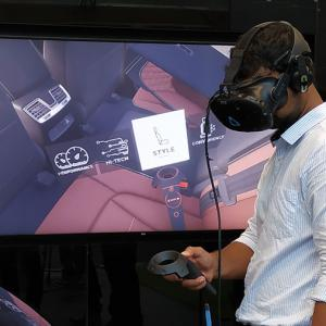 Mahindra launches VR augmented showrooms