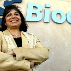 Kiran Mazumdar-Shaw fined by Infy for 'insider trading'