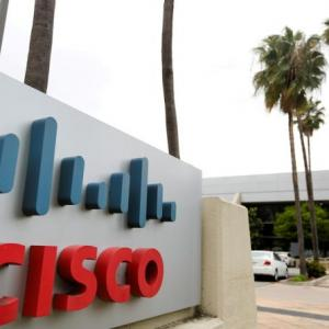 Why Cisco is wooing hi-tech start-ups in India