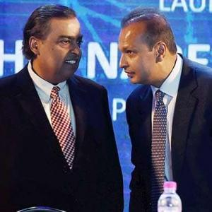 Anil Ambani avoids jail; thanks Mukesh, Nita for help