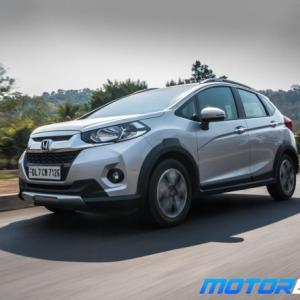 Honda WR-V is 'basically three cars in one'!