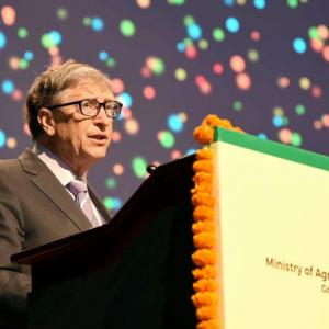 Bill Gates on how to tackle climate change challenges