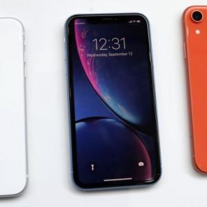 Apple manufacturing iPhone XR in India