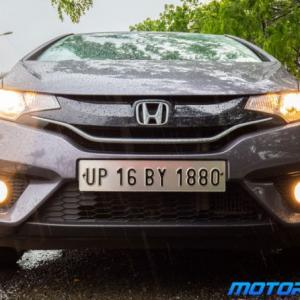 Honda Jazz, a compact with sedan-like practicality