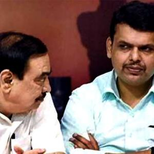 'People know why I was sidelined by Fadnavis'
