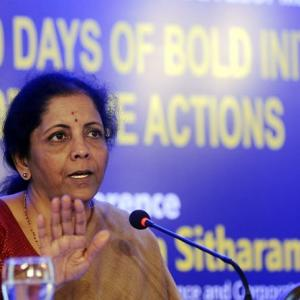 Going around in circles with Nirmala Sitharaman