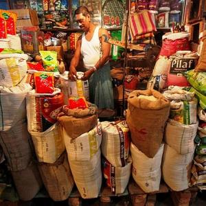 In essential items, e-com is no match to kirana stores