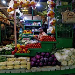 Retail inflation inches up to 6.93% in July