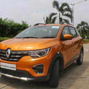 SEE: Test-driving the Renault Triber 7-seater AMT
