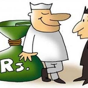 Advance tax collection zooms nearly 33% to Rs 1.41 trn