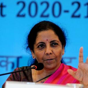 Sitharaman seeks to debunk data fudging claims
