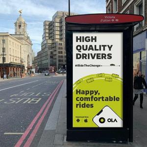 Ola launches London business, over 25K drivers sign-up