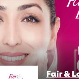 That's lovely! HUL drops 'Fair' from 'Fair & Lovely'