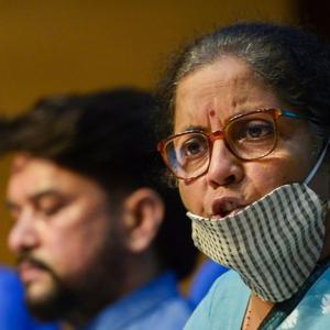 Sitharaman likely to focus on poor, farm sector today