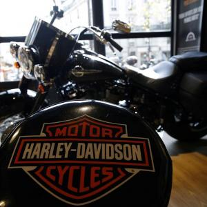 For Harley-Davidson, Indian roads were always bumpy