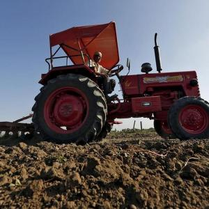 Tractor sales cross the 100,000 mark in September