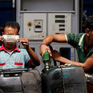 India's fuel demand dips the most since April