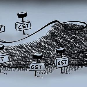 GST shortfall: 21 states opt for Rs 97K-cr RBI window