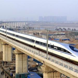 L&T, 2 mega consortia in race for bullet train project