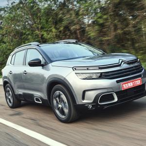 The comfortable SUV from Citroen is here