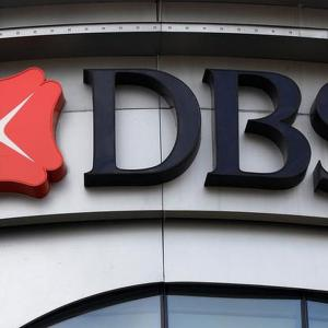 DBS Bank plans to trim India branches in 2-3 years